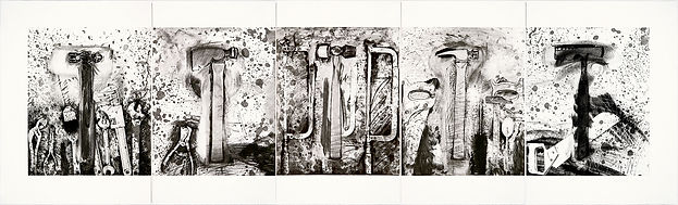 3 Jon Novak- Jim Dine The Five Hammer Et
