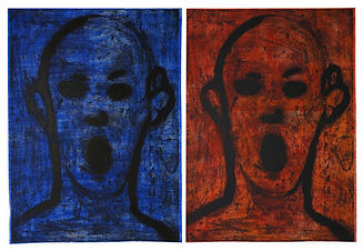 7 Jon Novak- Jim Dine Two Poets Singing