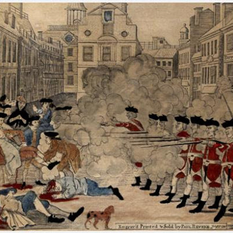 PRIVATE TOUR - BEYOND MIDNIGHT: PAUL REVERE
