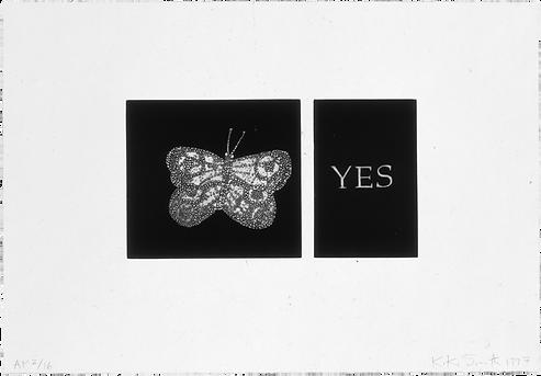 4 ULAE Artwork_04_KikiSmith_1997_Yes - M
