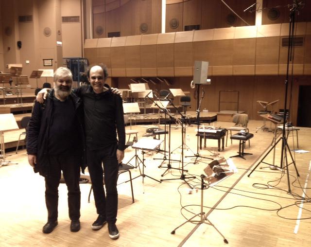 ALEPH Gitarrenquartett Alberto Hortigüela Hans-Rosbaud-Studio