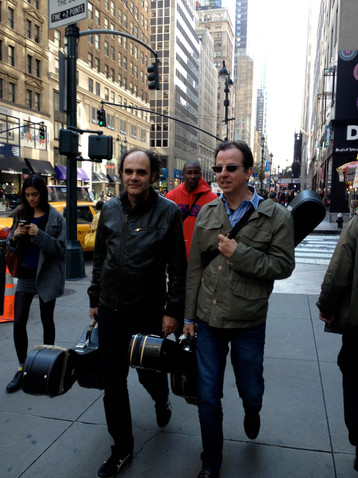 New York City ALEPH Gitarrenquartett 2013