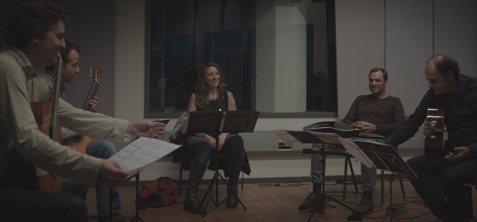 Daisy Press rehearsal Studio ZKM