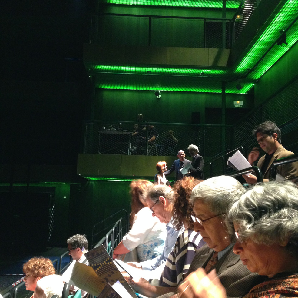 Madrid Teatros del Canal 2015