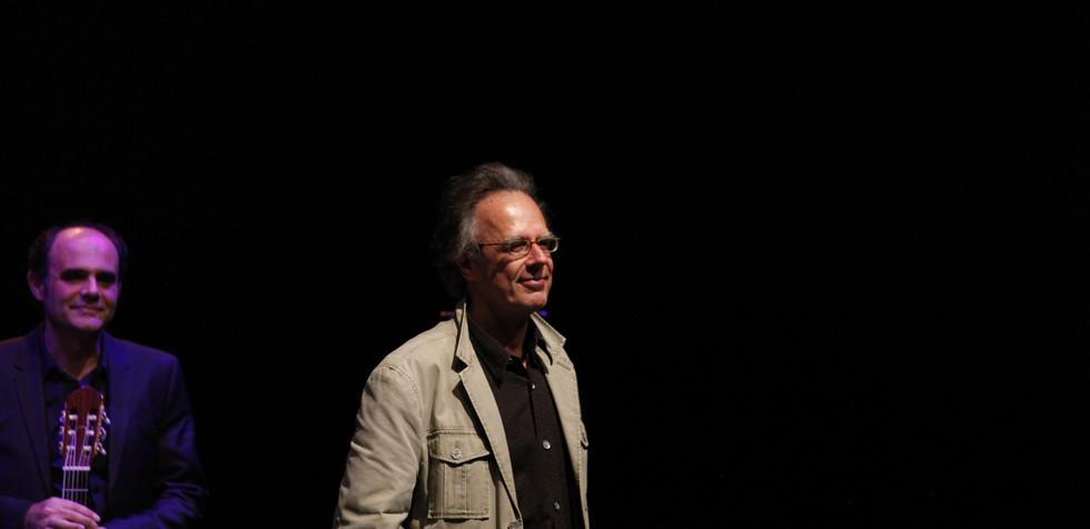 "Gerhard E.Winkler premier ""Anamorph IX (Frostblues zur Winterreise)"" musikprotokoll 2016"
