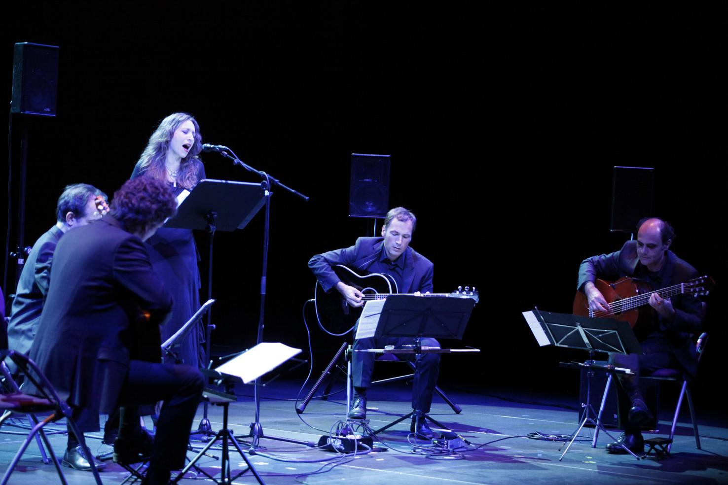 Graz concert with Daisy Press Musikproto
