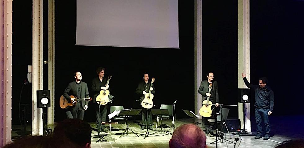 "Luiz Casteloes ""Fabra Metal"" Premiere 2019, Festival Mixtur Barcelona"