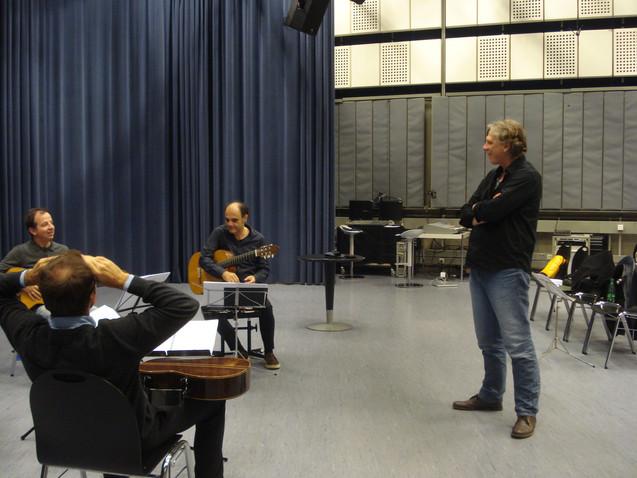 Graz ORF Markus Hechtle ALEPH Gitarrenquartett