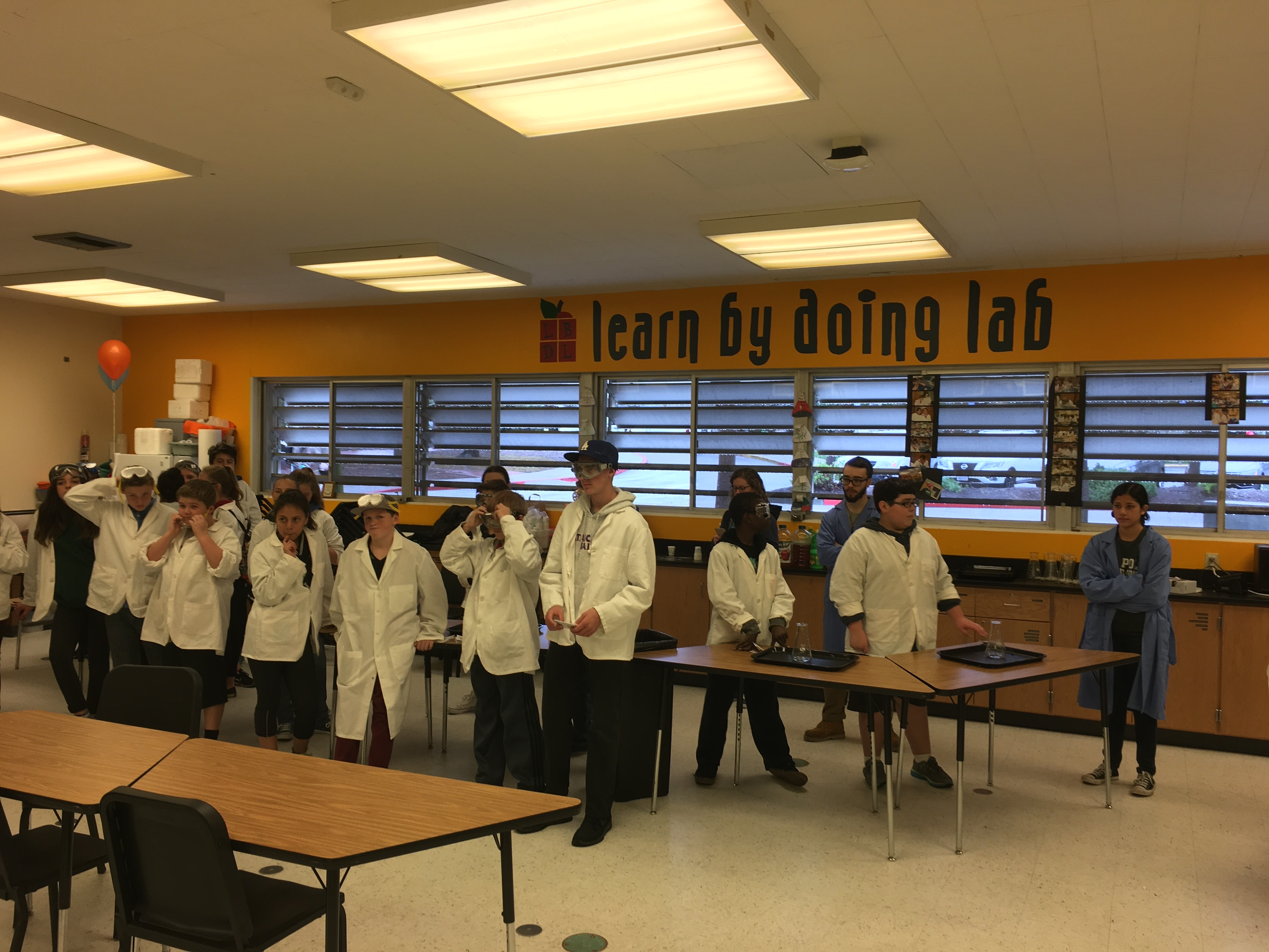 Cal Poly Learn By Doing Labs