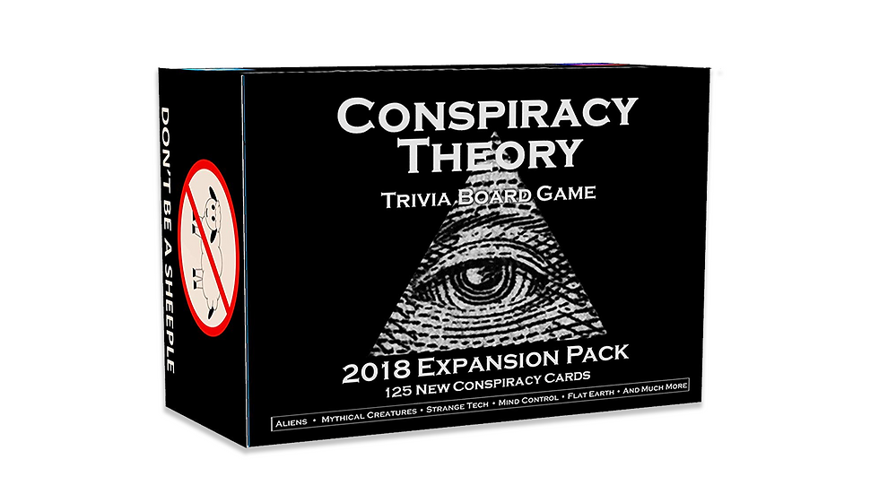 Conspiracy Theory Expansion Pack