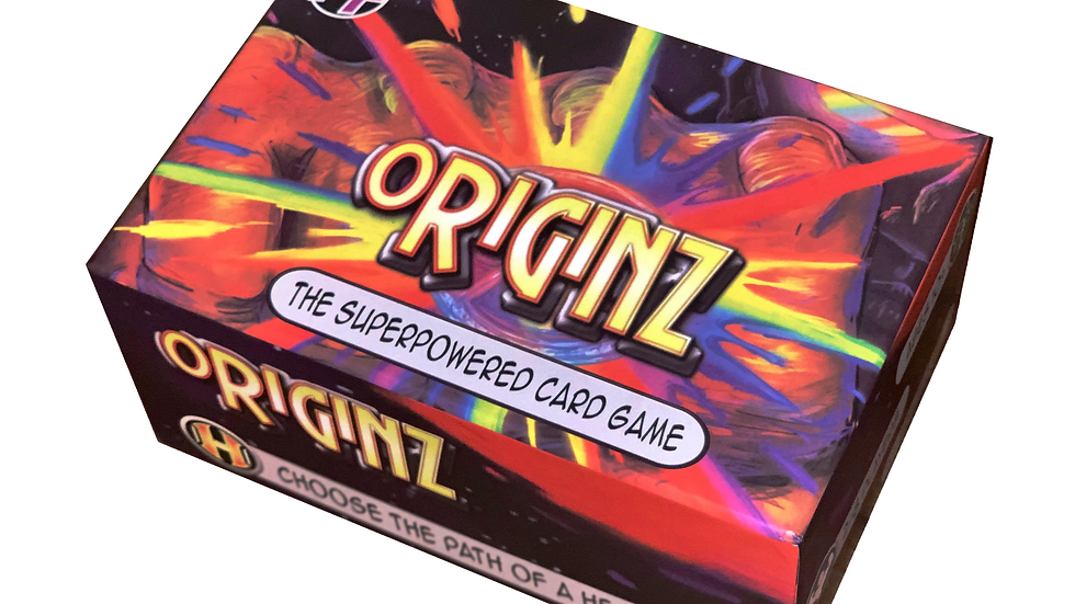 Originz - The Superpowered Card Game