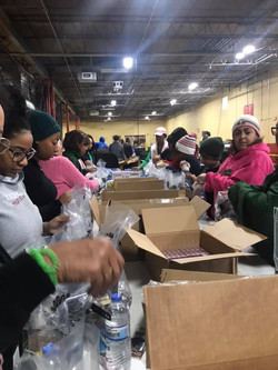 MLK Day of Service Harvesters