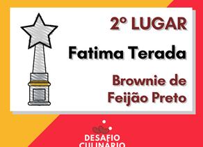 Confira a receita de Fatima Terada, 2° lugar no Desafio Culinário