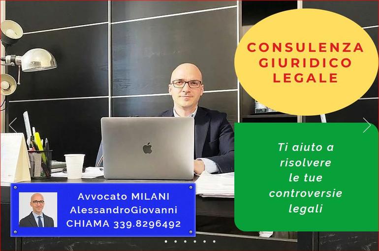 MILANI Avvocato Alessandro consulenza Le