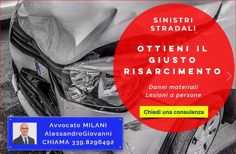 Avvocato MILANI Alessandro consulenza Le