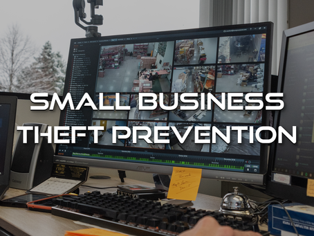 Small Business Theft Prevention