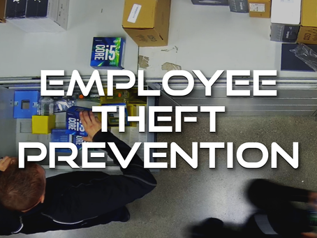 Surveillance for Employee Theft Prevention