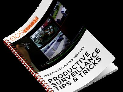 Productive Surveillance Tips & Tricks
