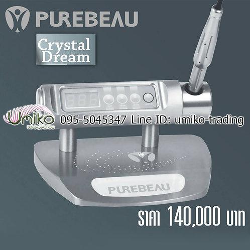 เครื่องสักดิจิตอลเพียวโบ Crystal Dream