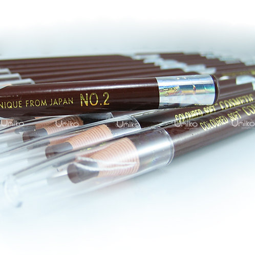 ดินสอสีน้ำตาลอ่อน เบอร์ 2 Light Brown อย่างดี