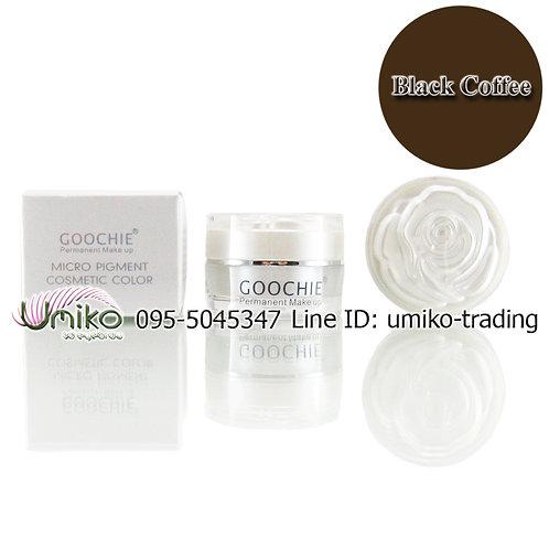 สีเพ้นท์ Goochie Black Coffee