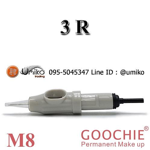 ชุดเข็มสัก Goochie M8 ชนิด 3R