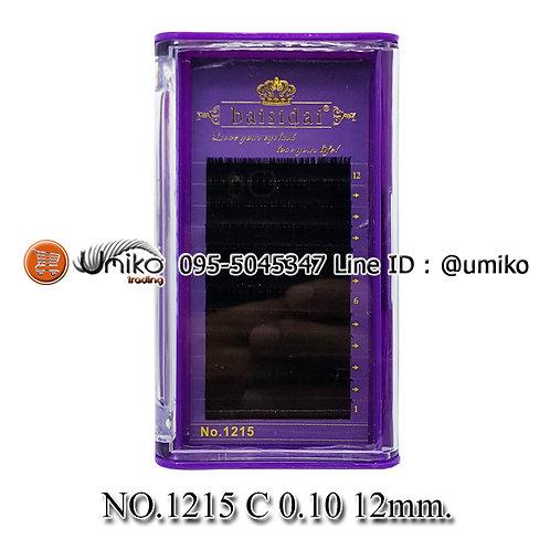 ขนตา 6D No.1215 0.10 C 12mm.