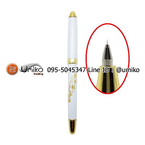 ปากกาเพ้นท์สีขาว