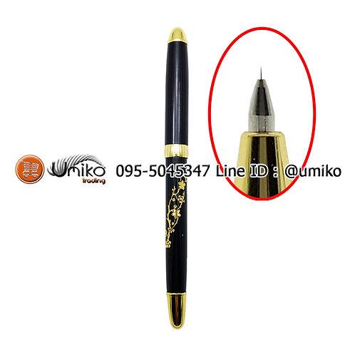 ปากกาเพ้นท์สีดำ