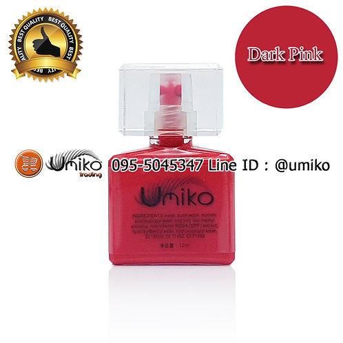สี Umiko Dark Pink