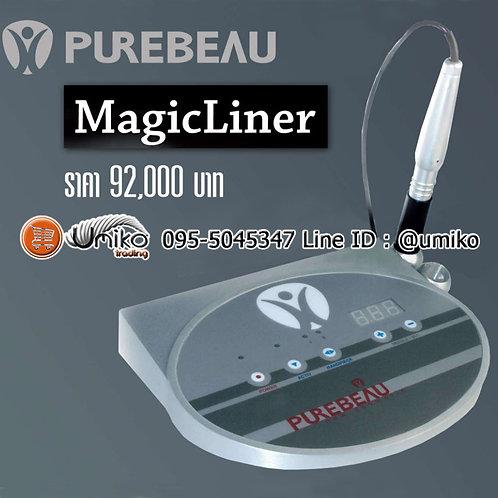 เครื่องสักดิจิตอลเพียวโบ Magic Liner