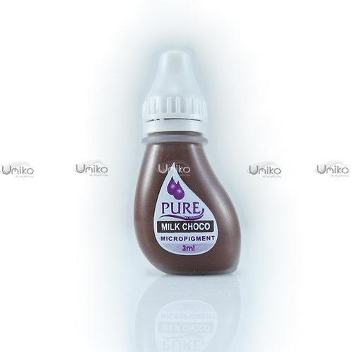 สีสักคิ้ว Pure สี Milk Choco