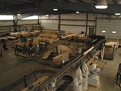 Manufacturing log posts