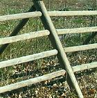 Jack Leg Fence