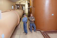 Pressurized Perserving cylinder