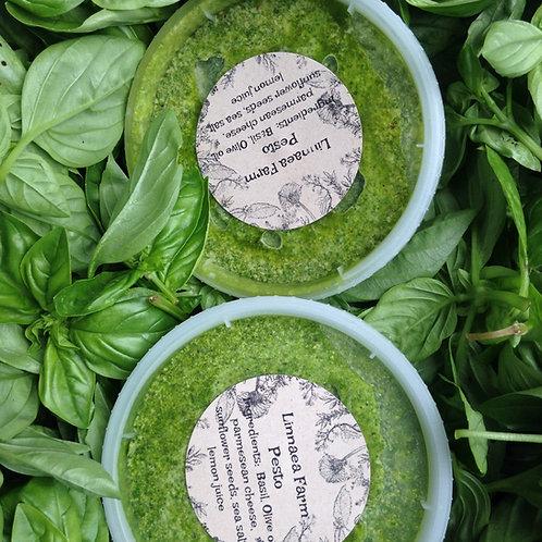 Linnaea Farm Pesto