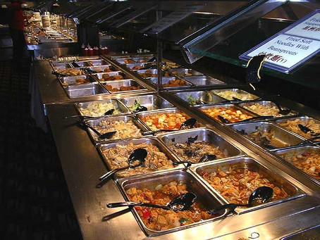 How to Beat the Buffet… sort of.