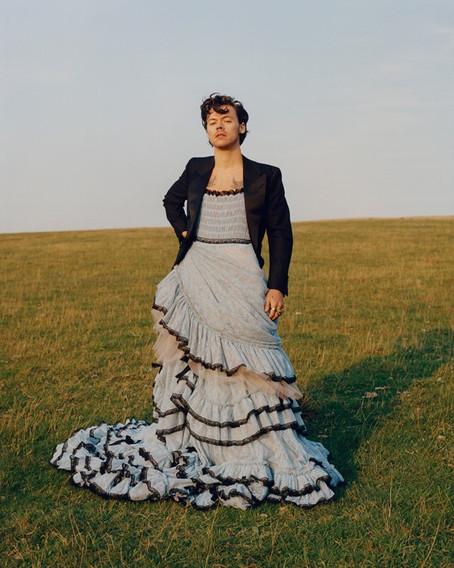 Harry's Dress