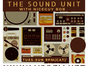 The Sound Unit Retro Electro Sessions Featuring Yoshim Riot