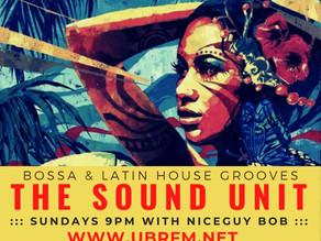 The Sound Unit Bossa & Latin Sundays