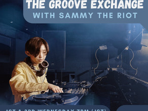 Sammy The Riot Live On The Afro Groove Exchange