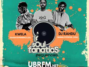 Soul Fanatics FreQuencies - Monday 6pm