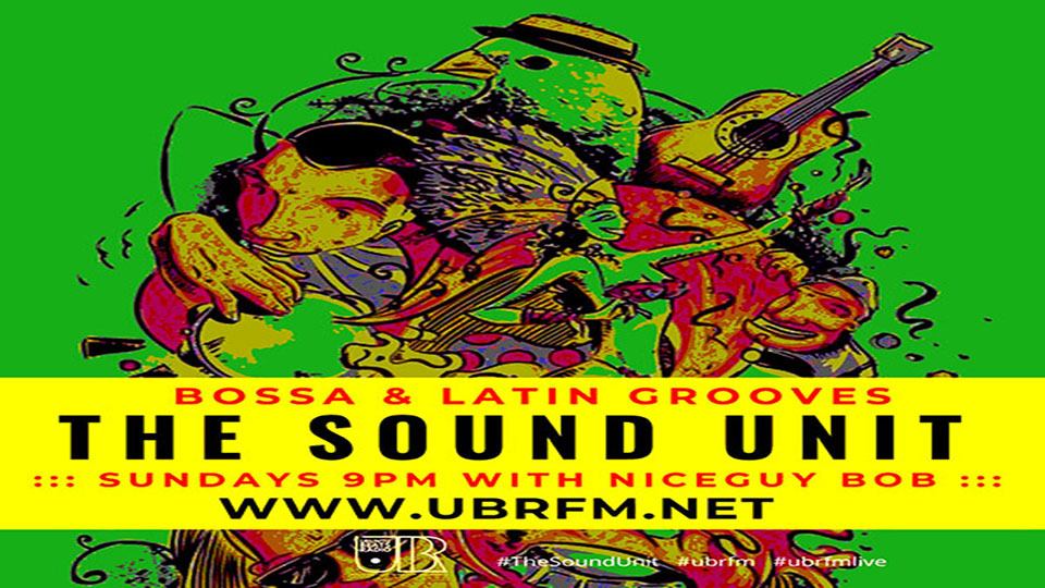 The Sound Unit - Bossa & Latin Vibes Cov