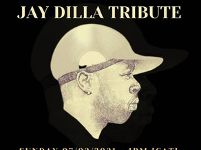 Mac P Jay DIlla Tribute Mix on The Easy Listening