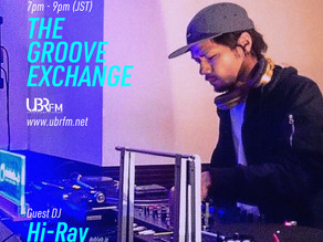 The Groove Exchange Featuring Hi-Ray