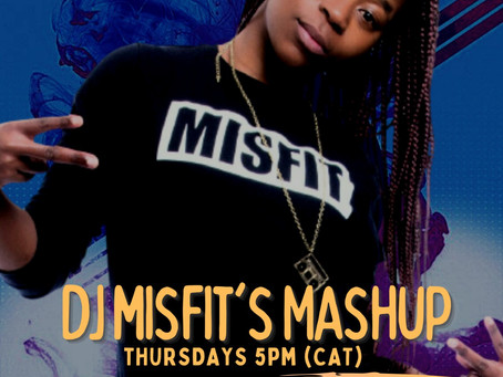 DJ Misfit Presents The Mash Up