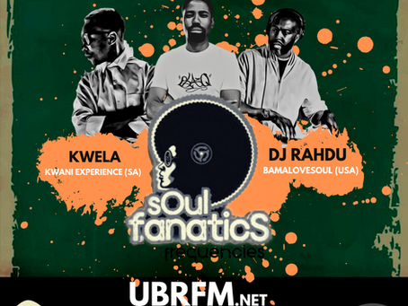 Soul Fanatics FreQuencies - Show Archive (Mon 01/06/20)