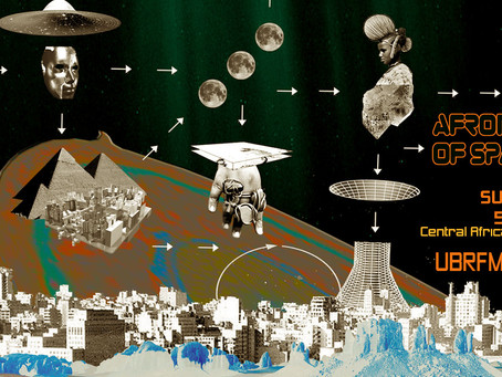 Afro Map of Space with Boeta Gee (Show Archirve)