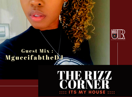 The God Babe live on the Rizz Corner - Thurs 04/06/20