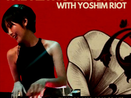 The Sound Unit Retro Electro Sessions with Yoshim Riot
